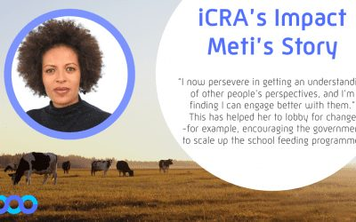 iCRA's Impact – Meti's Story About Change